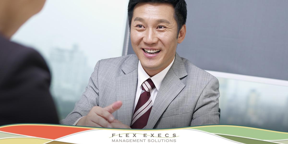 flex execs personal hiring process